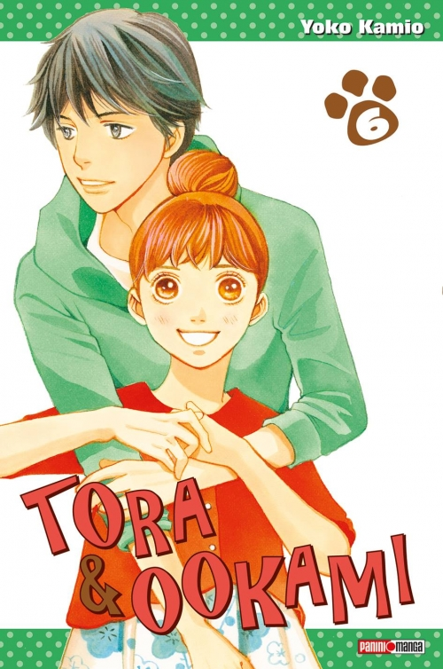 Couverture Tora & Ookami, tome 6
