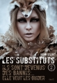 Couverture Les substituts, tome 2 Editions Seuil 2015