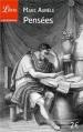 Couverture Pensées pour moi-même Editions Librio (Philosophie) 2013