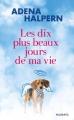 Couverture Les dix plus beaux jours de ma vie Editions Mosaïc 2015