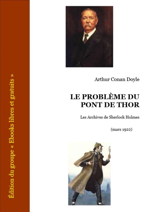 Couverture Le problème du Pont de Thor