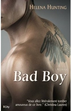 Couverture Bad Boy, tome 1