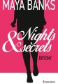 Couverture Nights & secrets, tome 1 : Bryony Editions Harlequin 2015
