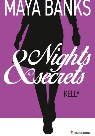 Couverture Nights & secrets, tome 2 : Kelly