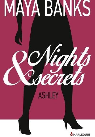 Couverture Nights & secrets, tome 3 : Ashley