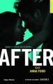 Couverture After, tome 2 : After we collided / La collision Editions Hugo & cie (New romance) 2015