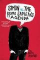 Couverture Moi, Simon, 16 ans, homo sapiens / Love, Simon Editions Balzer + Bray 2015