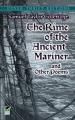 Couverture La ballade du vieux marin Editions Dover Thrift 2012