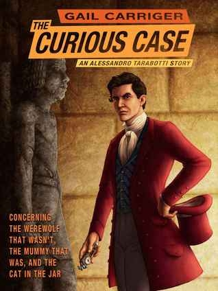 Couverture The Curious Case of the Werewolf That Wasn't, the Mummy That Was, and the Cat in the Jar