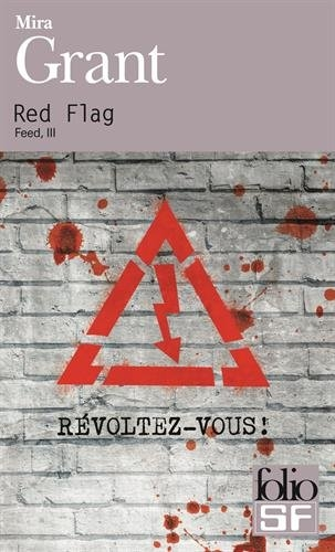 Couverture Feed, tome 3 : Red flag