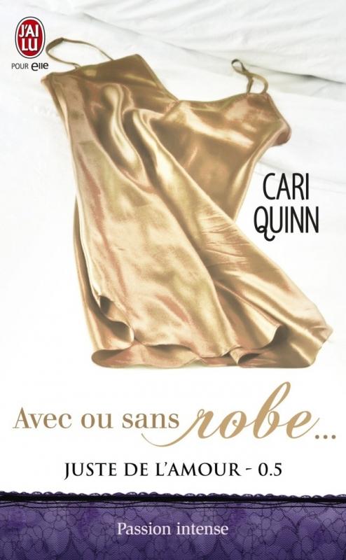 Couverture Juste de l'amour, tome 0.5 :  Avec ou sans robe...