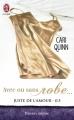 Couverture Juste de l'amour, tome 0.5 :  Avec ou sans robe... Editions J'ai Lu (Pour elle - Passion intense) 2015