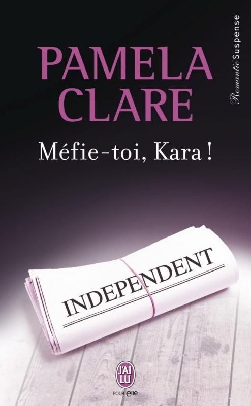 Couverture Méfie-toi, Kara !