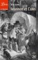 Couverture Jeannot et Colin et autres contes philosophiques Editions Librio (Littérature) 2013