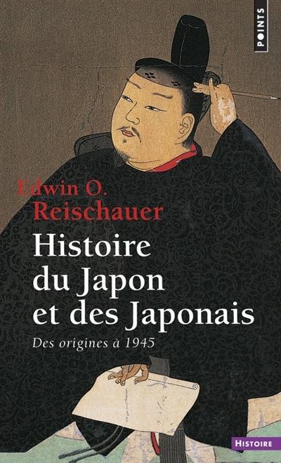 Couverture Histoire du Japon et des Japonais, tome 1 : Des origines à 1945