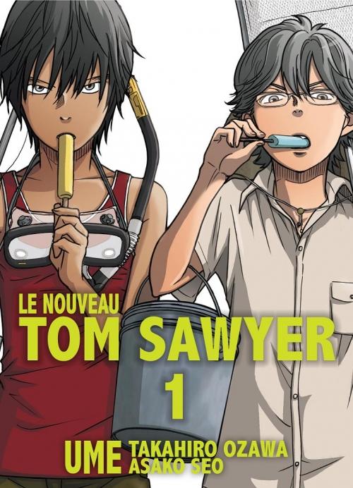 Couverture Le Nouveau Tom Sawyer, tome 1