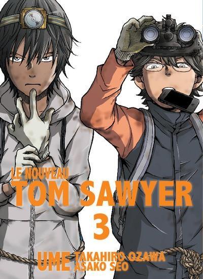 Couverture Le Nouveau Tom Sawyer, tome 3