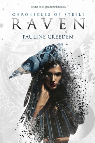 Couverture Chronicles of Steele, book 1 : Raven