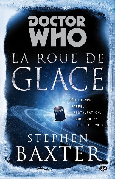 Couverture Doctor Who : La roue de Glace