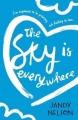 Couverture Le ciel est partout Editions Walker Books 2015