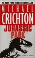 Couverture Jurassic park / Le parc jurassique Editions Ballantine Books 1991