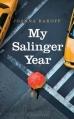 Couverture Mon année Salinger Editions Bloomsbury 2014