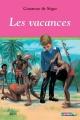 Couverture Les vacances Editions Casterman 2003