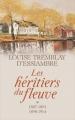 Couverture Les héritiers du fleuve, double, tome 1 : 1887-1914 Editions France Loisirs 2014