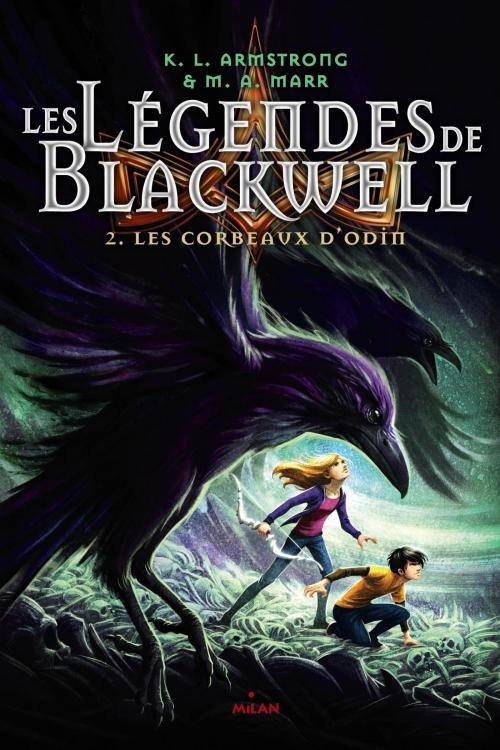 Couverture Les légendes de Blackwell, tome 2 : Les corbeaux d'Odin