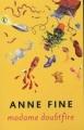 Couverture Madame Doubtfire : Quand papa était femme de ménage Editions Puffin Books 1995