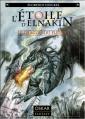 Couverture L'étoile d'Elnakin, tome 1 : Le dragon du fleuve Editions Oskar (Fantasy) 2010