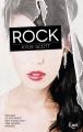 Couverture Stage Dive, tome 1 : Rock Editions JC Lattès 2015