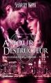 Couverture Les Guerriers de l'Ombre, tome 09 : Amour Destructeur Editions Sharon Kena (Bit-lit) 2013