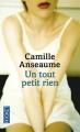 Couverture Un tout petit rien Editions Pocket 2015