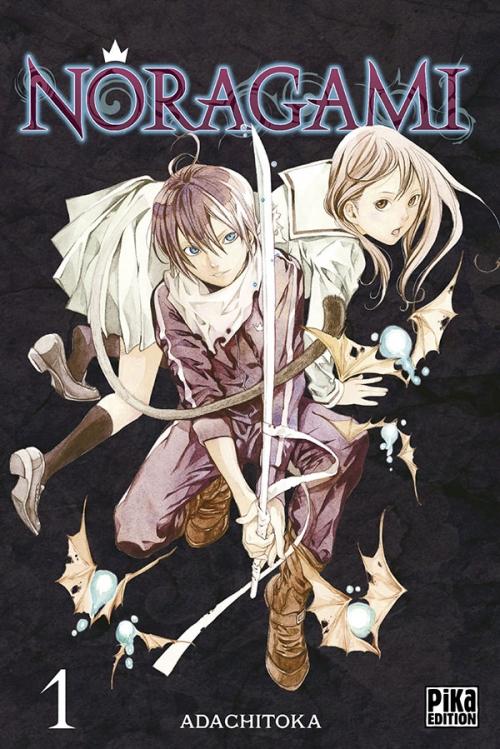 Couverture Noragami, tome 01