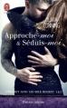 Couverture Une nuit avec les Sole Regret, tomes 1 & 2 : Approche-moi & Séduis-moi Editions J'ai Lu (Pour elle - Passion intense) 2014