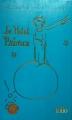 Couverture Le petit prince Editions Folio  2013