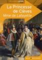 Couverture La princesse de Clèves Editions Belin / Gallimard (Classico - Lycée) 2013