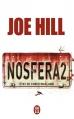 Couverture Nosfera2 Editions J'ai lu 2015
