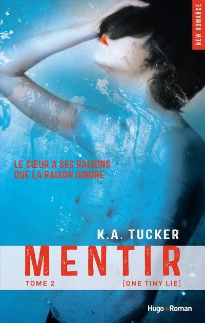 Couverture Ten Tiny Breaths, tome 2 : Mentir / Il suffit d'un mensonge