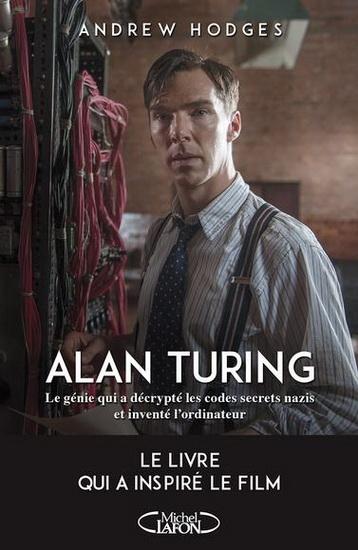 Couverture Alan Turing ou l'énigme de l'intelligence