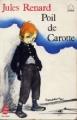 Couverture Poil de carotte Editions Le Livre de Poche (Jeunesse) 1981