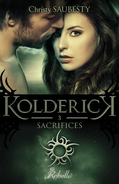 Couverture Kolderick, tome 3 : Sacrifices