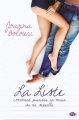 Couverture La liste, tome 1 : Comment prendre sa vie sexuelle en main Editions Milady 2015