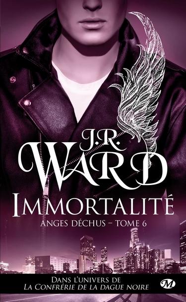 Couverture Anges déchus, tome 6 : Immortalité