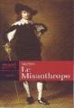 Couverture Le misanthrope / Le misanthrope ou l'atrabilaire amoureux Editions Maxi Poche 2005