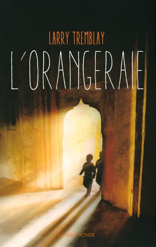 Couverture L'orangeraie