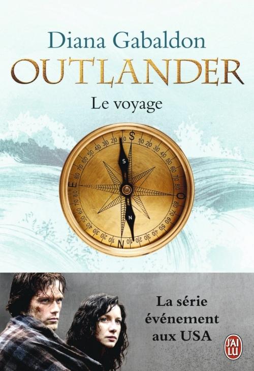 Couverture Outlander (10 tomes), tome 03 : Le voyage