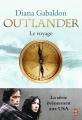 Couverture Outlander (10 tomes), tome 03 : Le voyage Editions J'ai Lu 2015