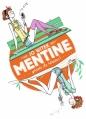 Couverture Mentine, tome 1 : Privée de réseau ! Editions Flammarion (Jeunesse) 2015